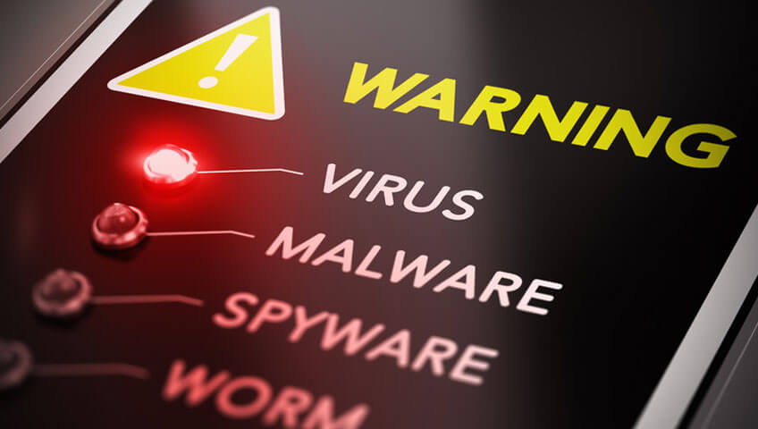 virus malware spyware worm protection