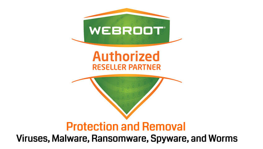 Webroot virus protection and removal